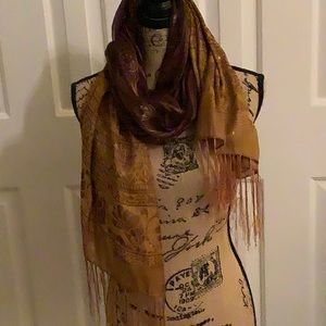 Accessories - Gorgeous Fall Scarf